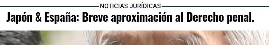Abogado y Economist Jurist: Abel Molina