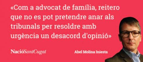 Abel Molina Iniesta, avocat mariage, divorcer, Terrasse